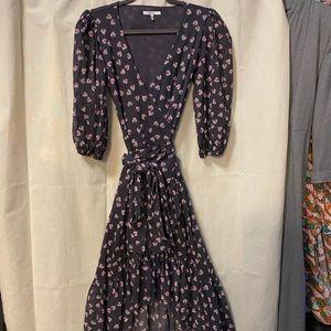 Ganni Tilden Midi Dress
